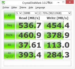 Single SSD Samsung 840 Pro