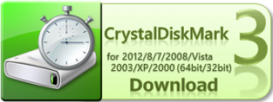 Crystal Disk Mark