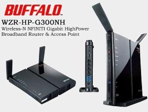 Buffalo WZR-HP-G300NH v1
