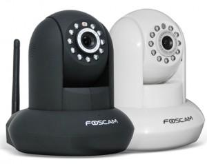 Foscam FI8910w or FI8921w
