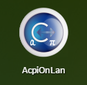 Acpi On Lan Icon