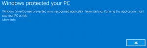 AcpiOnLanInstaller Stopped by Windows