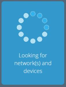 AcpiOnLan Looking For Network