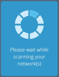 AcpiOnLan Scanning Network