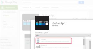 GoPro App Not Compatible OnePlusOne