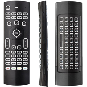 Backlit Fly Mouse MX3 2.4G