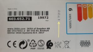 Ikea Tradfri Batch Id